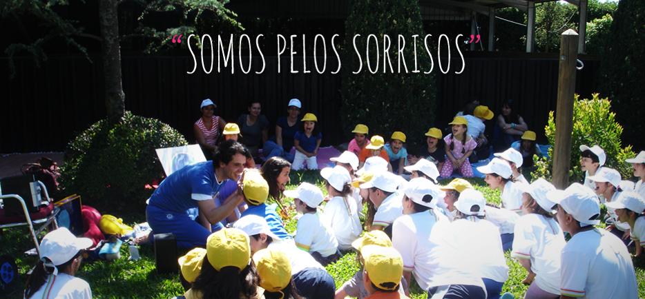 A Sorriso Solidário leva aulas de yoga às crianças do Instituto Maria Paz Varzim